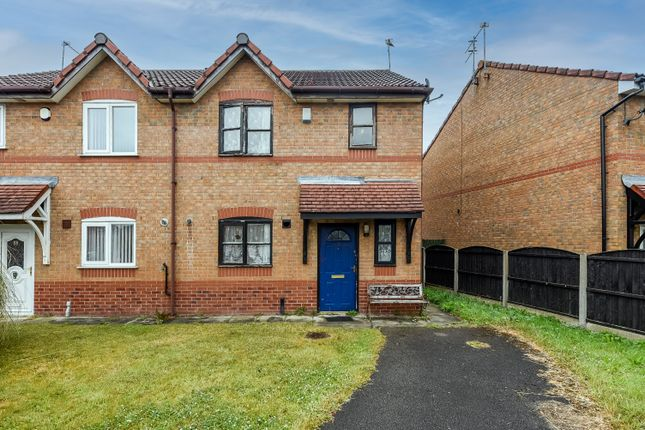 Thumbnail Semi-detached house for sale in Cherry Gardens, Kirkby, Liverpool