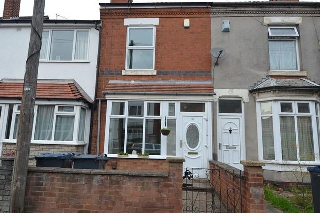 3 bed terraced house for sale in Grange Road, Kings Heath, Birmingham