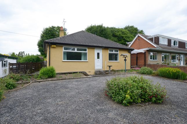 Thumbnail Detached bungalow to rent in Central Drive, Wingerworth, Chesterfield