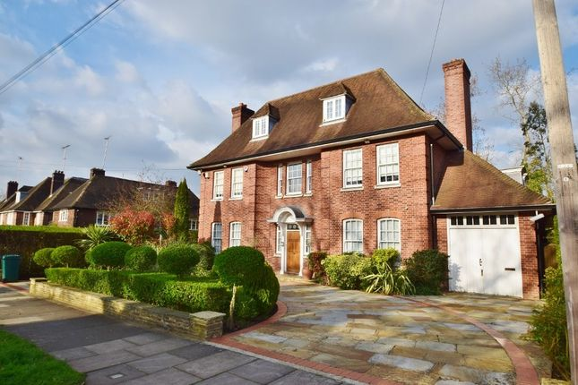 Thumbnail Property to rent in Holne Chase, London