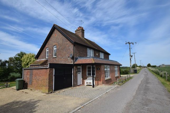 Thumbnail Semi-detached house to rent in Latchford Lane, Great Haseley, Oxford