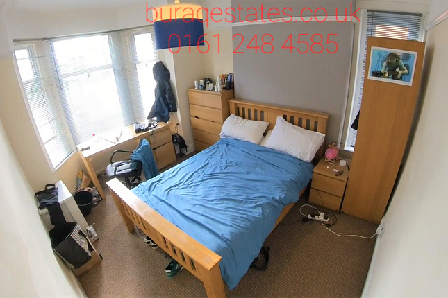 Thumbnail Detached house to rent in Mabfield Road, Fallowfield, Manchester
