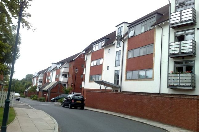 Thumbnail Flat to rent in Griffin Close, Birmingham