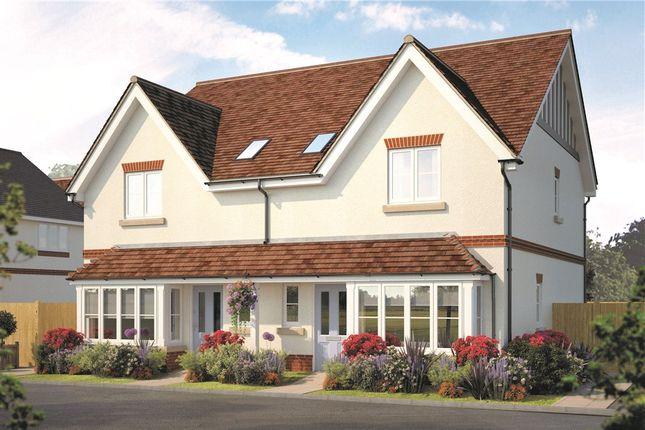 Thumbnail Semi-detached house for sale in Murrell Hill Lane, Binfield, Berkshire