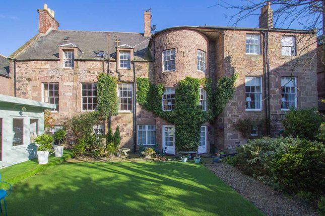 Garden of Standard Close, High Street, Montrose DD10