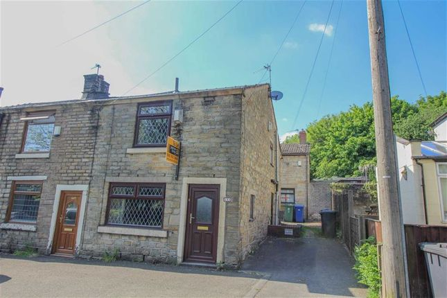 Thumbnail End terrace house to rent in Rochdale Old Road, Bury, Greater Manchester