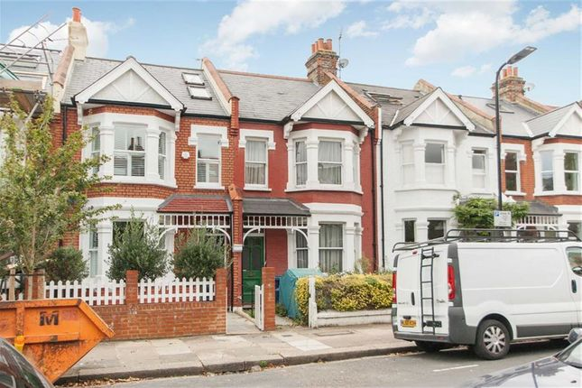 Thumbnail Terraced house for sale in St. Albans Avenue, London