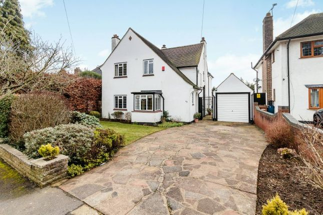 Thumbnail Detached house for sale in High View, Pinner, Middlesex