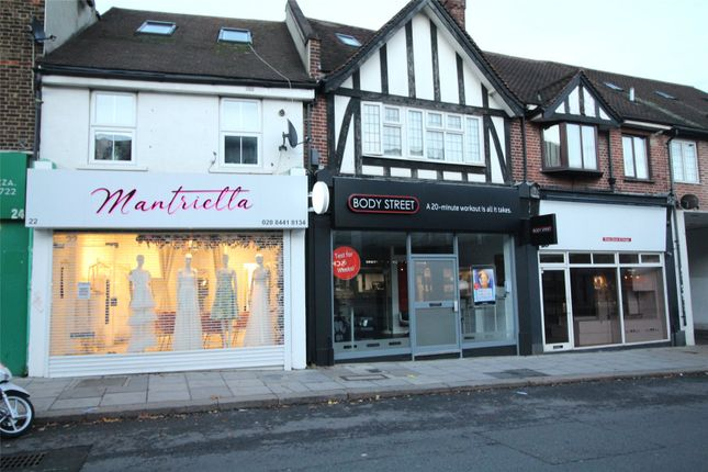 Thumbnail Retail premises for sale in High Street, Barnet, Hertfordshire