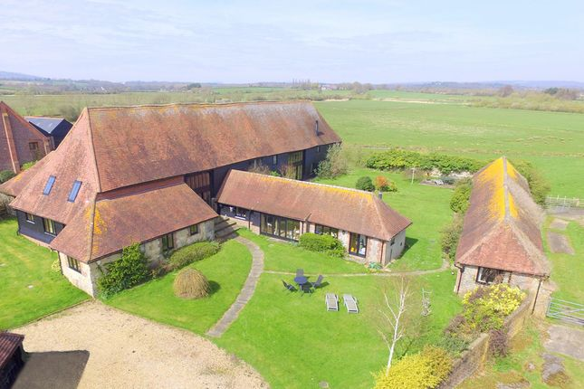 Thumbnail Barn conversion for sale in Station Road, Amberley, Arundel