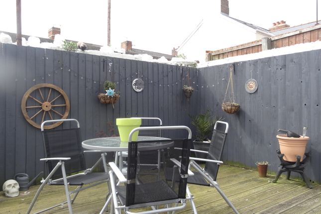 Thumbnail Terraced house for sale in Lee Road, Barry