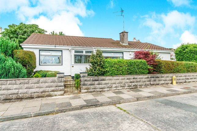 Thumbnail Detached bungalow for sale in Waverley Road, Plymouth