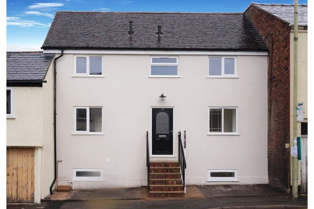 Thumbnail Terraced house for sale in West Street, Telford