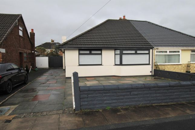 2 bed semi-detached bungalow for sale in Cranwell Close, Old Roan, Liverpool L10