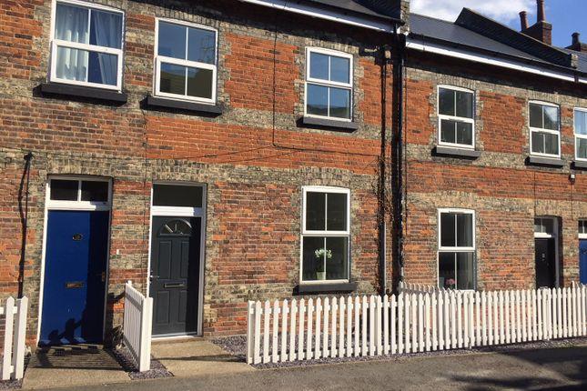 Thumbnail Terraced house for sale in Melton Street, Melton Constable, Norfolk