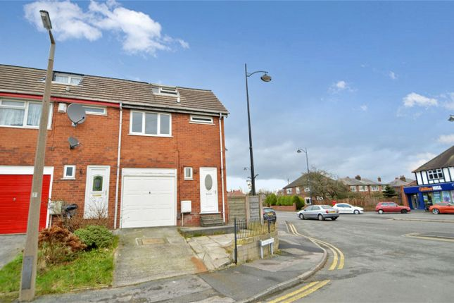 Thumbnail End terrace house for sale in 2 Lisburne Close, Offerton, Stockport