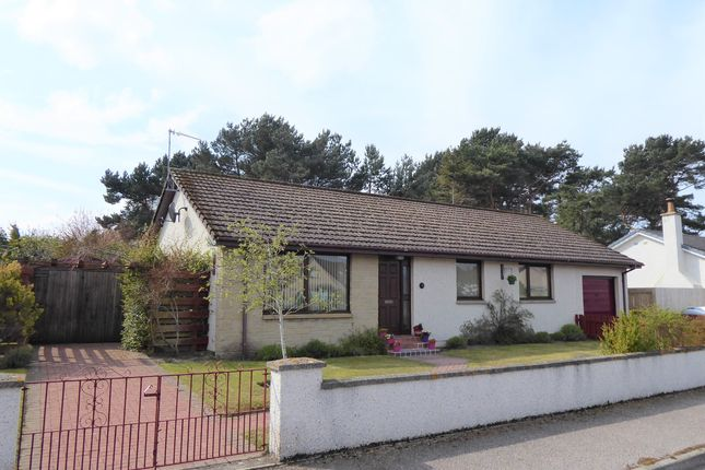 Thumbnail Detached bungalow for sale in Elvin Place, Findhorn