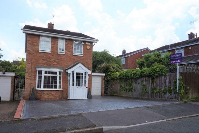 Thumbnail Detached house for sale in Lytton Lane, Birmingham
