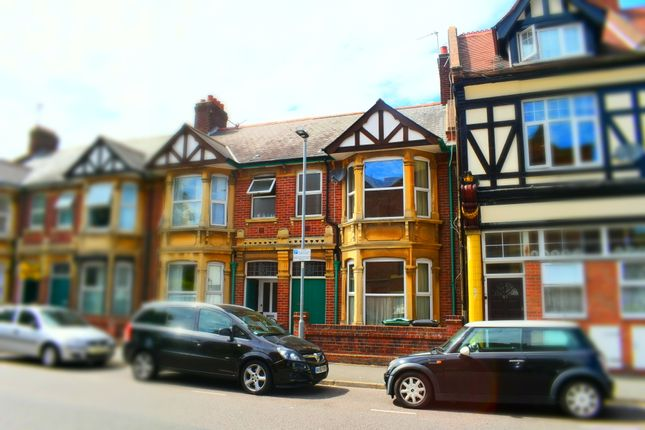 Thumbnail Shared accommodation to rent in Somers Road, Southsea