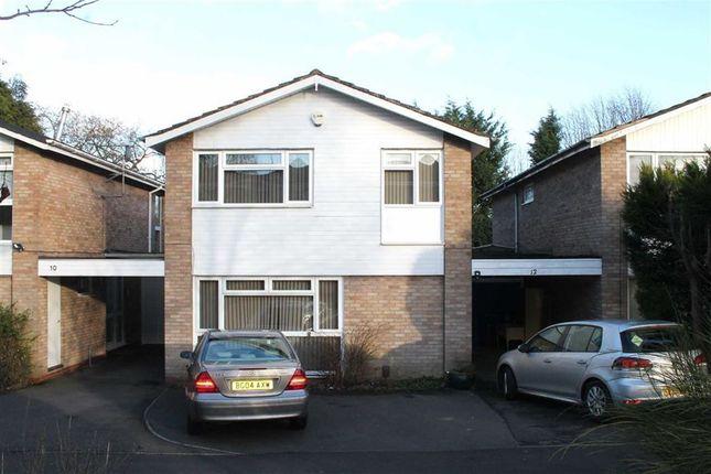 Thumbnail Detached house for sale in Bishbury Close, Edgbaston, Birmingham