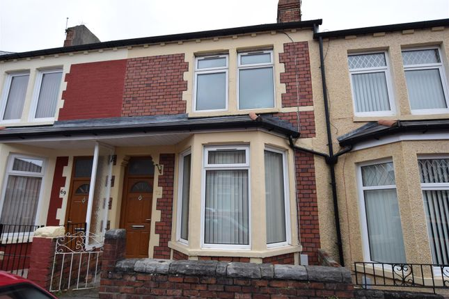 Thumbnail Terraced house for sale in George Street, Barry