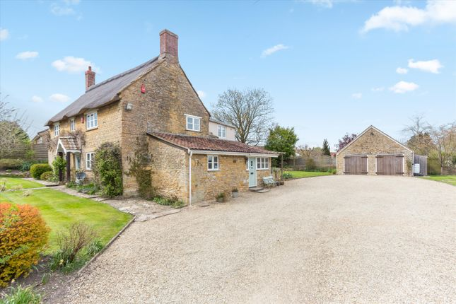 4 bed detached house for sale in Eiston Cottage, Compton Road, South Cadbury, Yeovil, Somerset BA22