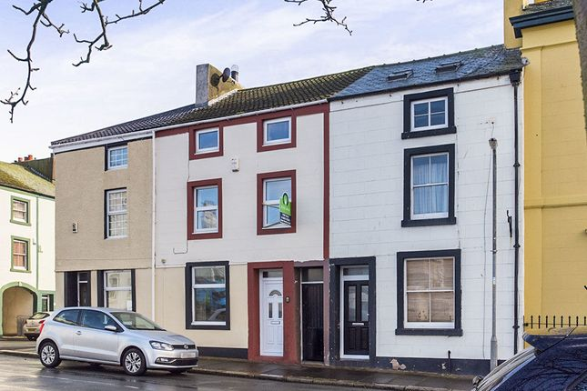 Thumbnail Terraced house for sale in Fleming Square, Maryport