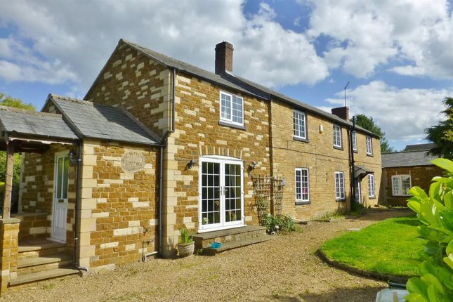 Thumbnail Detached house to rent in Top Lane, Bisbrooke, Oakham