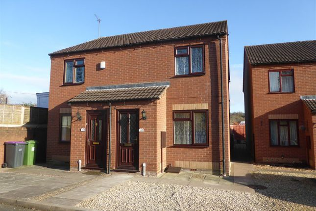 Thumbnail Semi-detached house to rent in Hadley Road, Oakengates, Telford