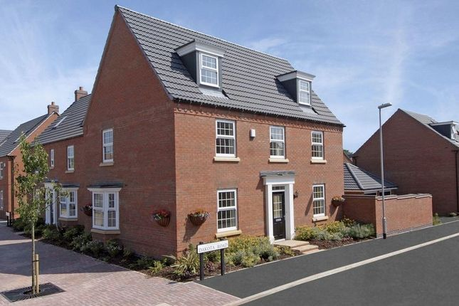 Thumbnail Detached house for sale in The Hertford At Lightfoot Meadows, Preston