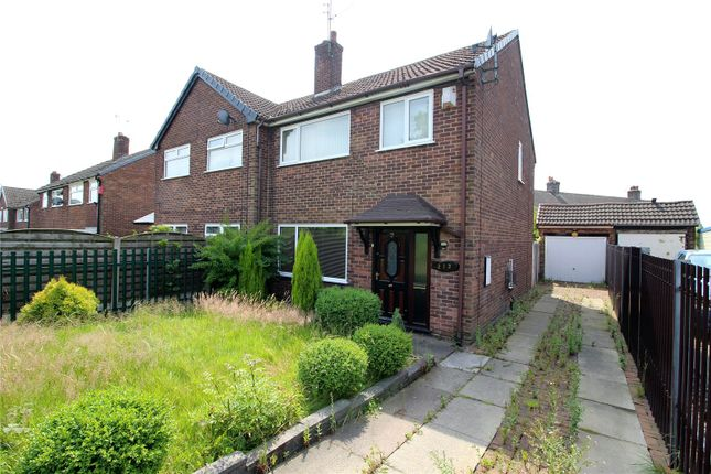 Thumbnail Semi-detached house for sale in Talke Road, Chesterton, Newcastle Under Lyme