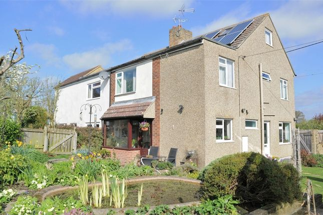 Thumbnail Semi-detached house for sale in Barrack Lane, Great Waltham, Chelmsford, Essex