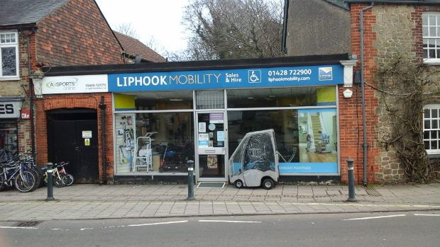Thumbnail Commercial Property For Sale In The Square Liphook
