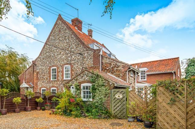 Thumbnail Detached house for sale in South Creake, Fakenham, Norfolk