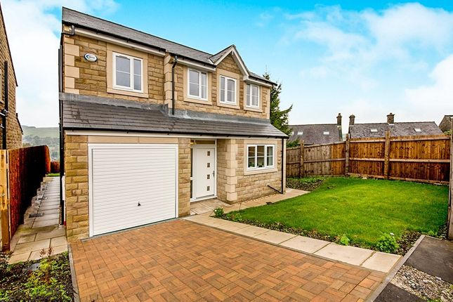 Thumbnail Detached house for sale in Paradise Street, Hadfield, Glossop