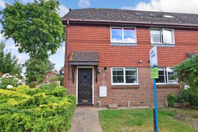 Thumbnail End terrace house for sale in Old Bridge Road, Bosham, Chichester, West Sussex