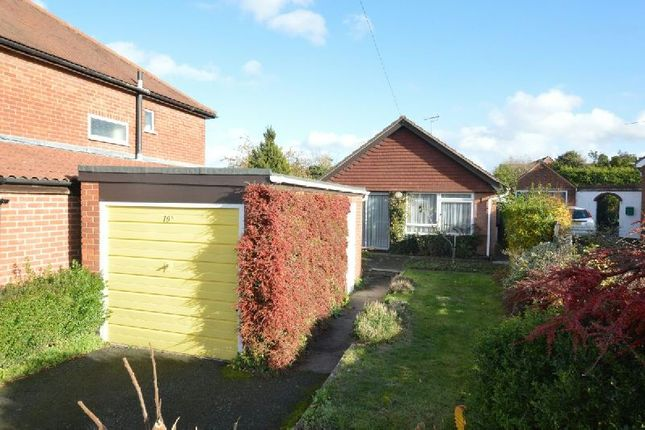 Thumbnail Detached bungalow for sale in Orchard Avenue, Glen Parva, Leicester