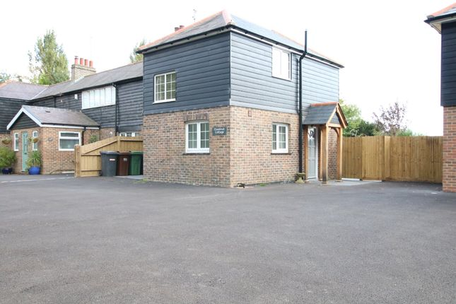 Thumbnail 3 bed cottage to rent in Magham Down, Hailsham