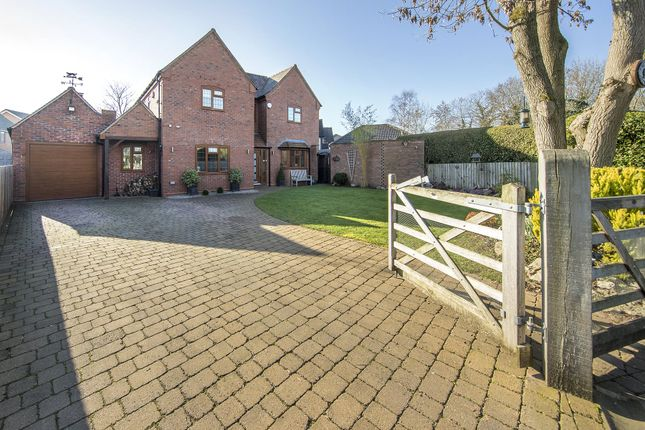 Thumbnail Detached house for sale in Four Ashes Road, Dorridge, Solihull, West Midlands