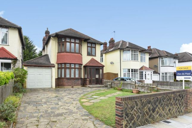 Thumbnail Detached house for sale in Green Lane, London