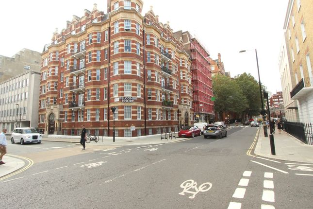3 bed flat to rent in Melcombe Court, Dorset Square, London NW1