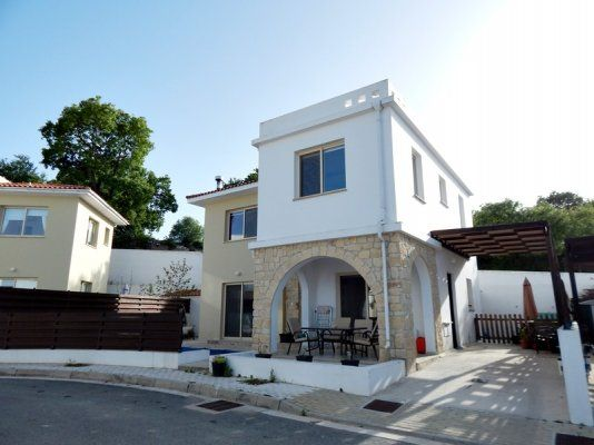 3 Bed Villa For Sale In Stroumbi Stroumpi Paphos Cyprus