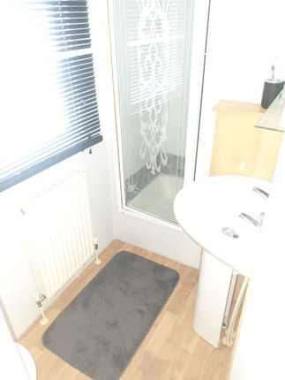 Shower Room of Silverhill Holiday Park, Lutton Gowts, Lutton, Spalding, Lincolnshire PE12