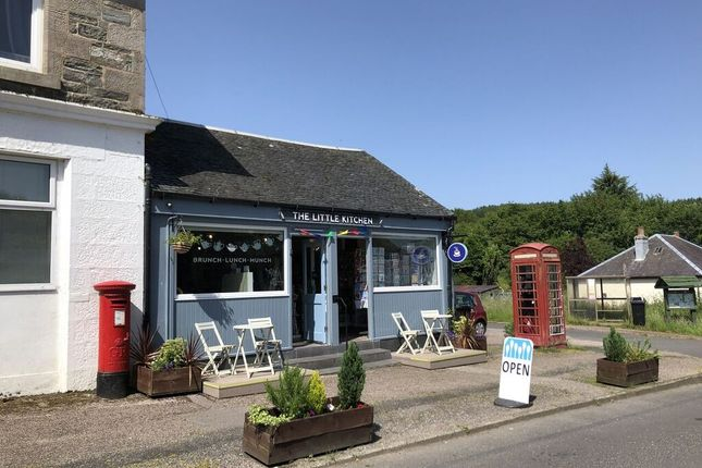 Thumbnail Restaurant/cafe for sale in Tighnabruaich, Argyll And Bute