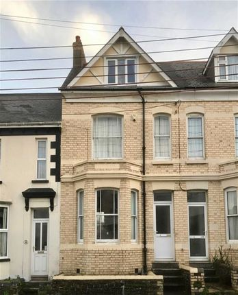Thumbnail Flat to rent in Clovelly Road, Bideford, Devon