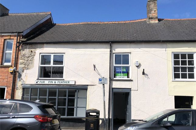 Thumbnail Retail premises to let in Holyrood Street, Chard, Somerset