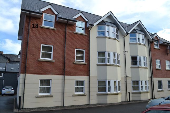 1 bed flat to rent in Valentine Court, Llanidloes, Powys SY18