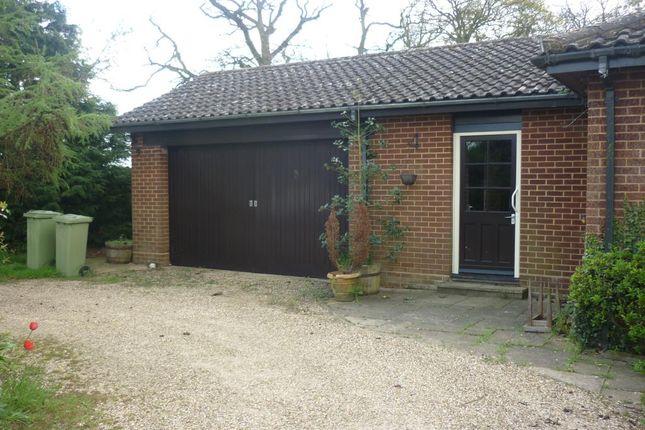 Garage of Park Farm Bungalow, Cranfield Road, Wavendon MK17