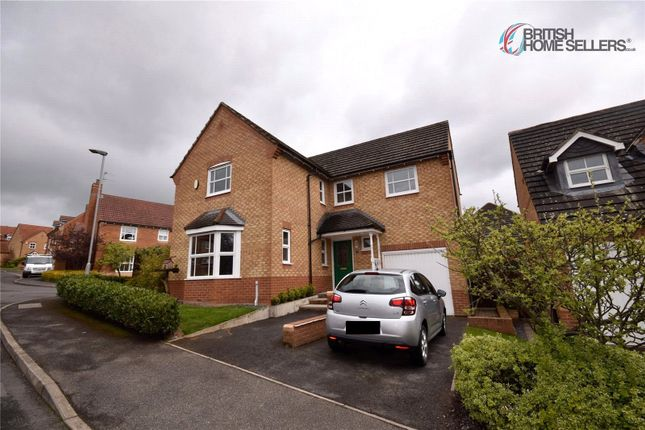4 bed detached house for sale in Thurlow Gardens, Bishop Auckland DL14