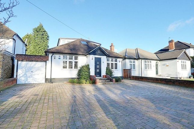Thumbnail Detached bungalow for sale in West End Lane, Pinner